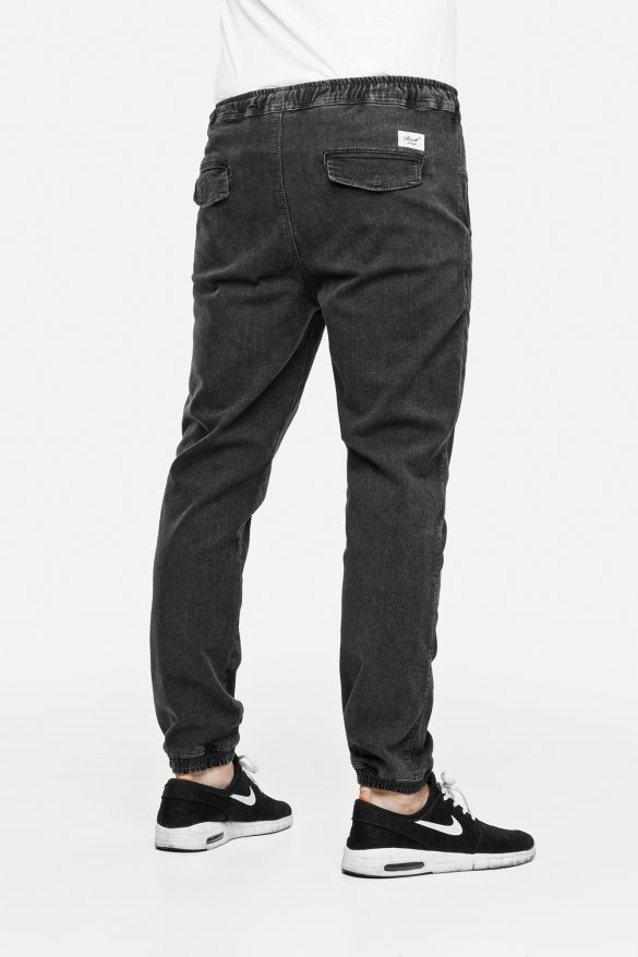 Reell Reflex Grey Denim back