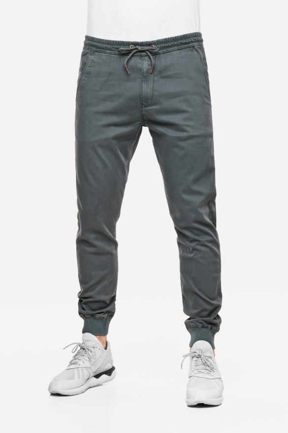 Reflex Rib Graphite Grey front